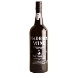 Madeira Wine 5 Years Old Dry