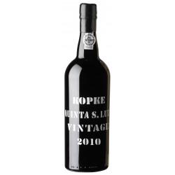 """Kopke """"Quinta de S. Luiz"""" Vintage 2010 Port Wine"""