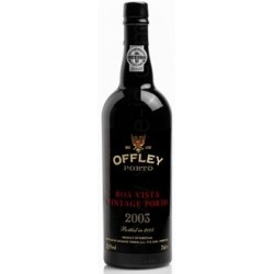 Offley Boa Vista Vintage 2003 Port Wine
