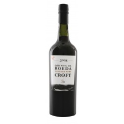 Croft Quinta da Roeda Vintage 2008 Port Wine