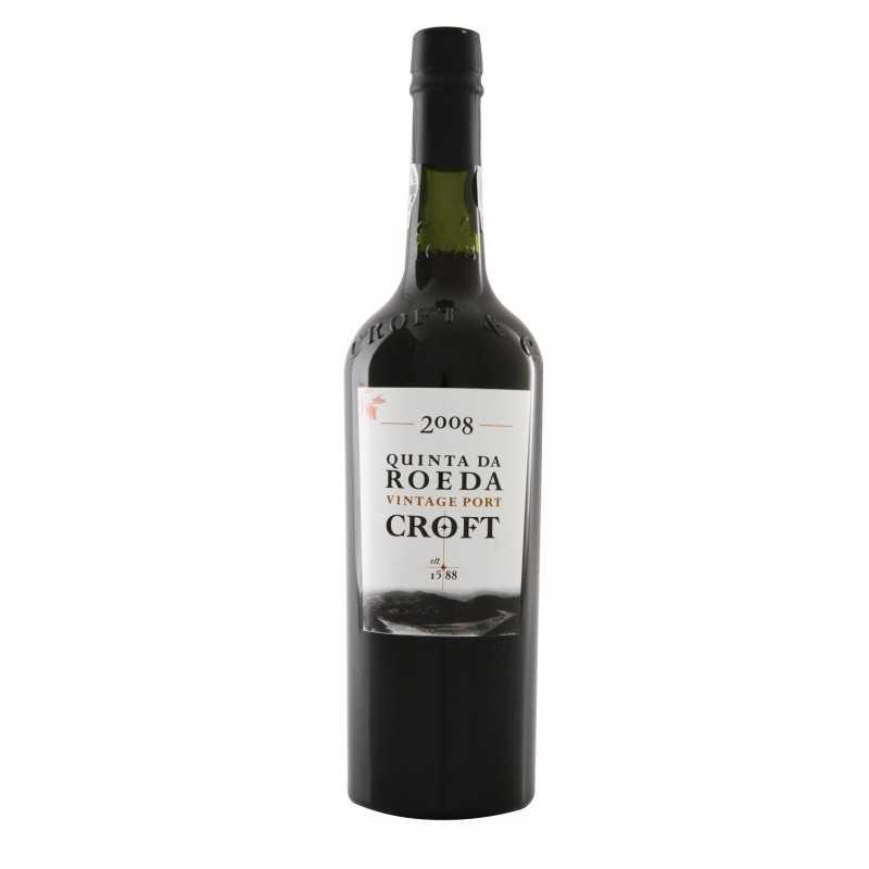 Vinho do Porto Croft Quinta da Roeda Vintage 2008
