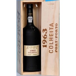 Romariz Colheita 1963 Port Wine
