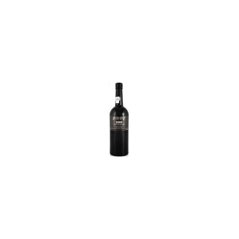 Vinho do Porto Romariz Vintage 2000