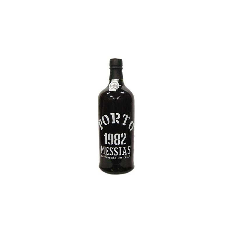 Vinho do Porto Messias Colheita 1982