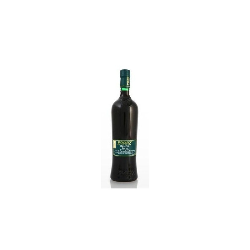 Romariz Bio-Reserva Ruby Port Wine