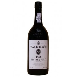 Warre's Vintage 1985 Port Wine