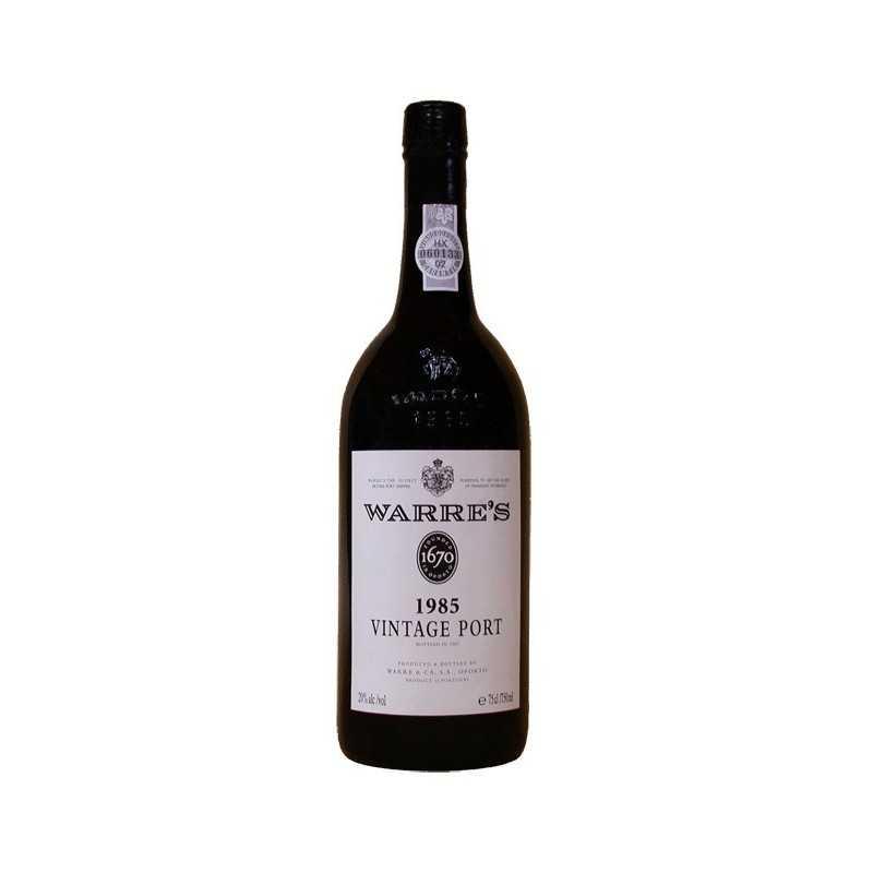 Warre's Vintage 1985 Port Wine