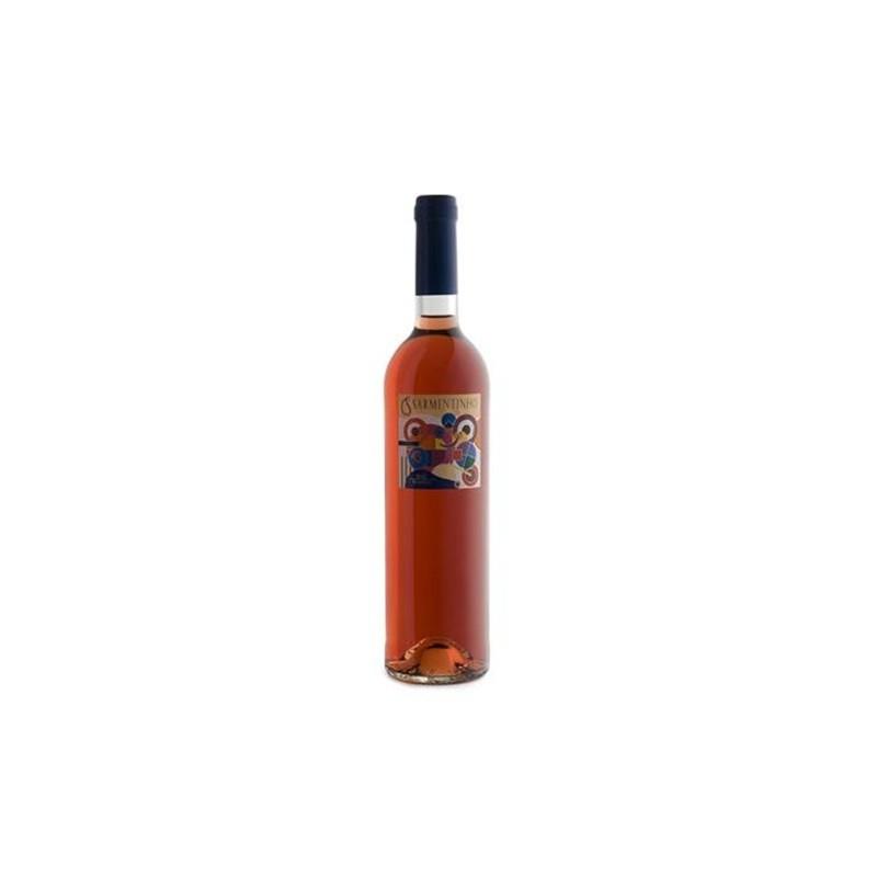 Carbonated Sparkling Rose Wine Sarmentinho