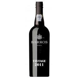 Barros Vintage 2011 Port Wine
