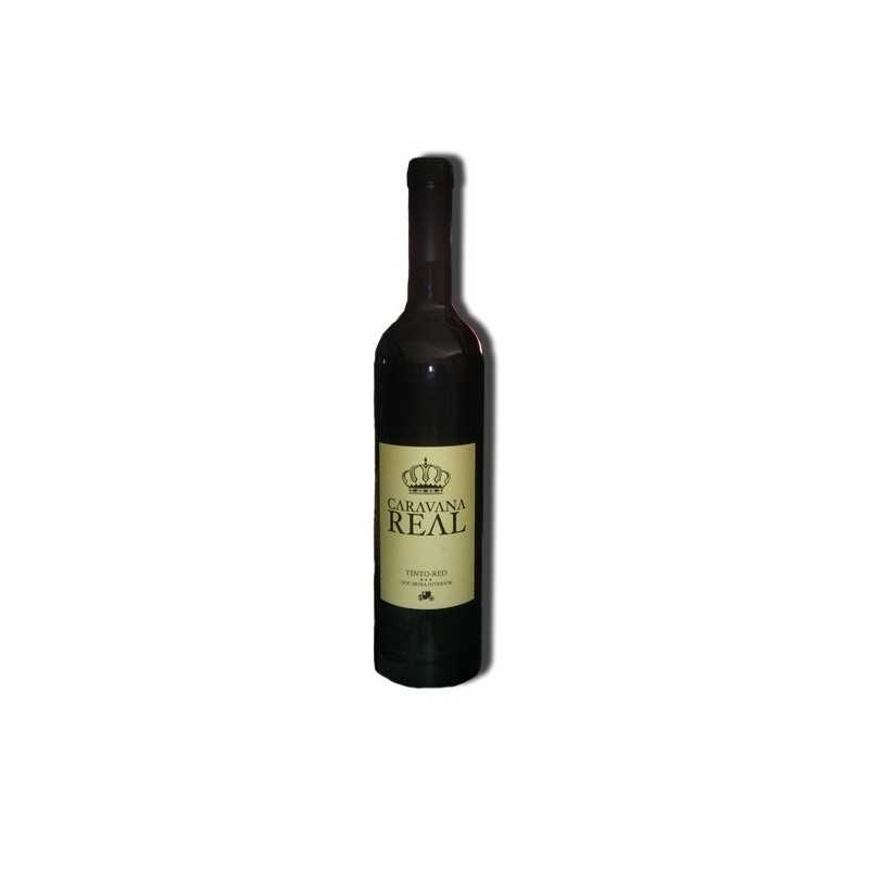 Caravana Real 2010 Red Wine