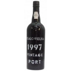 Real Companhia Velha Vintage 1997 Port Wine