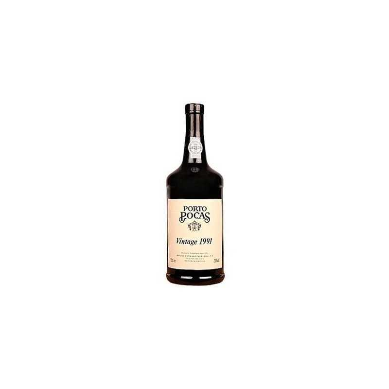 Poças Vintage 1991 Port Wine