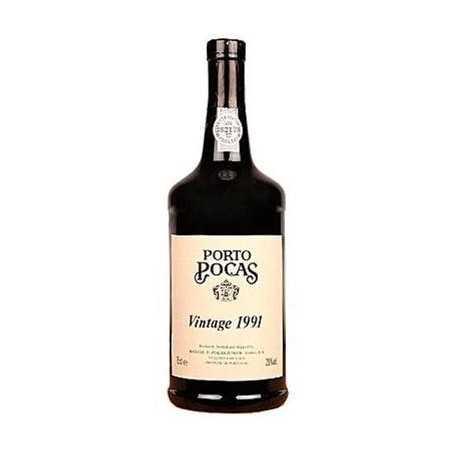 Poças Vintage 1991 Port Wine