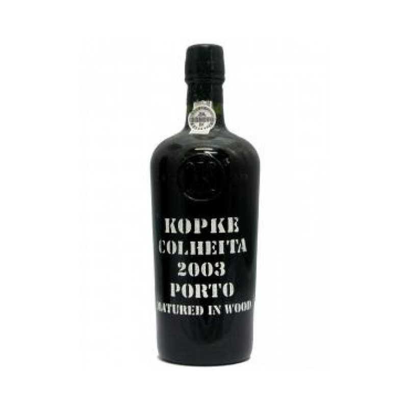 Kopke Colheita Port 2003 Wein