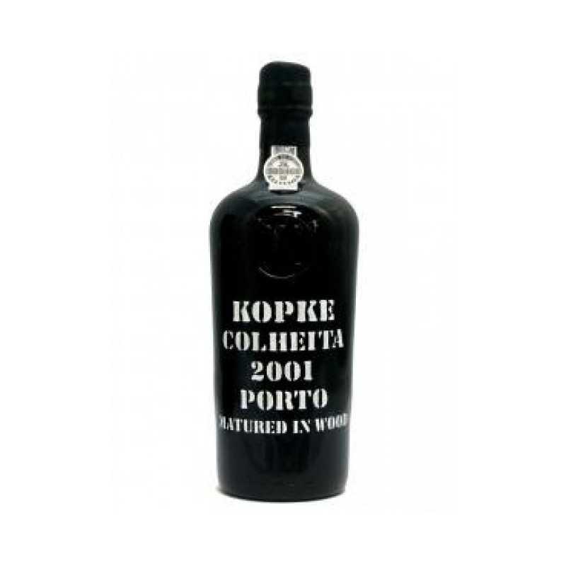 Kopke Colheita De 2001 Vinho Do Porto