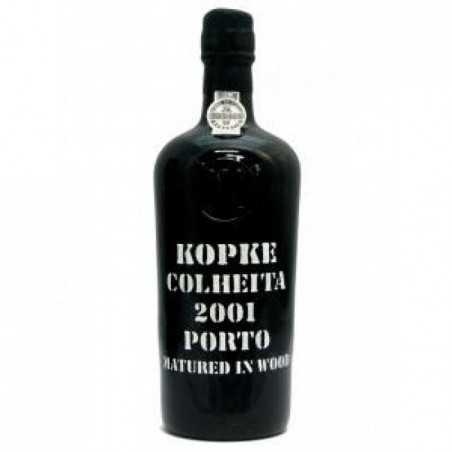 Kopke Colheita 2001 Port Wine