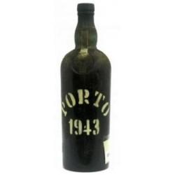Messias Colheita 1943 Port Wine