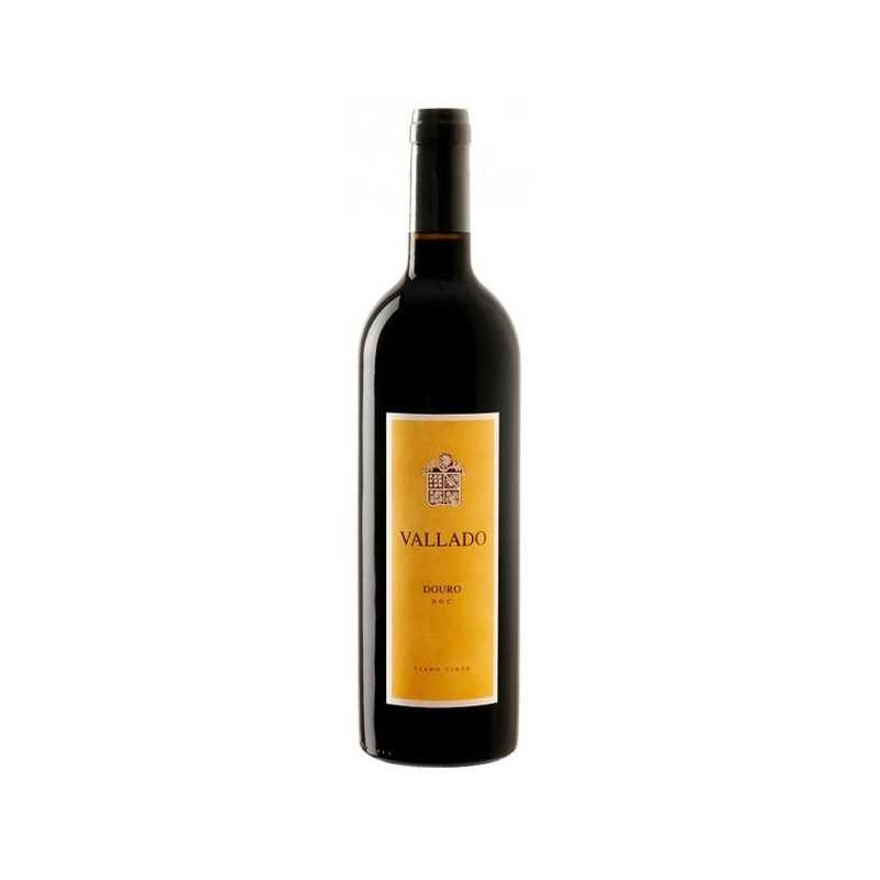 Vallado 2015 Red Wine