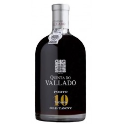 Quinta do Vallado 10 Years Old Port Wine 500 ml