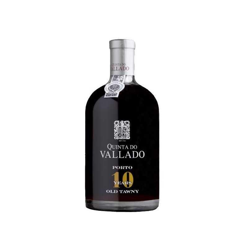 Vinho do Porto Quinta do Vallado 10 Anos