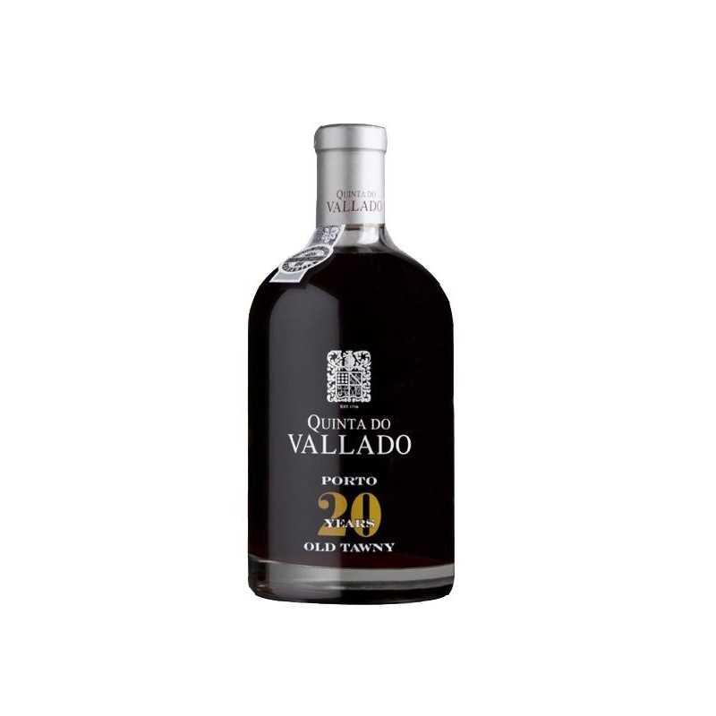 Quinta do Vallado 20 Years Old Portwein 500 ml