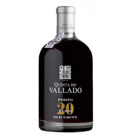 Quinta do Vallado 20 Years Old Port Wine 500 ml