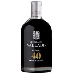 Quinta do Vallado 40 Years Old Port Wine 500ml