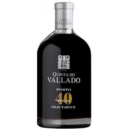 Quinta do Vallado 40 Years Old Port Wine (500ml)