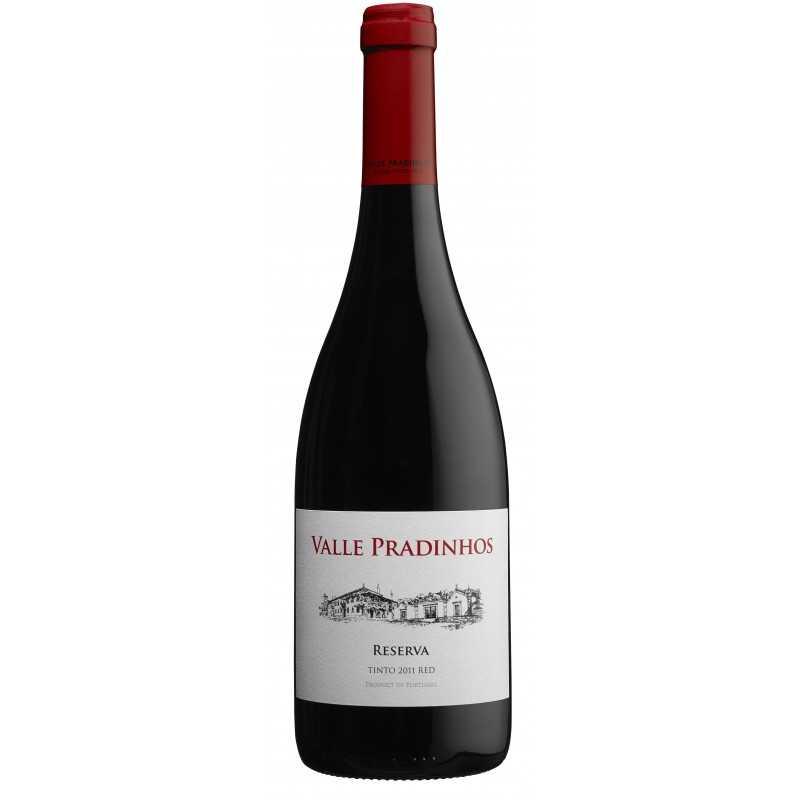 Valle Pradinhos Reserva 2011 Red Wine