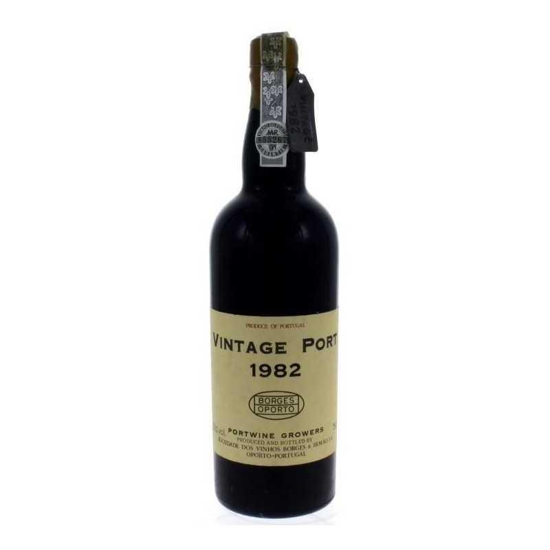 Borges Vintage 1982 Port Wine