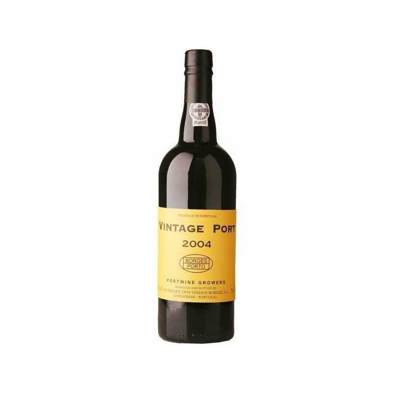 Borges Vintage 2004 Port Wine
