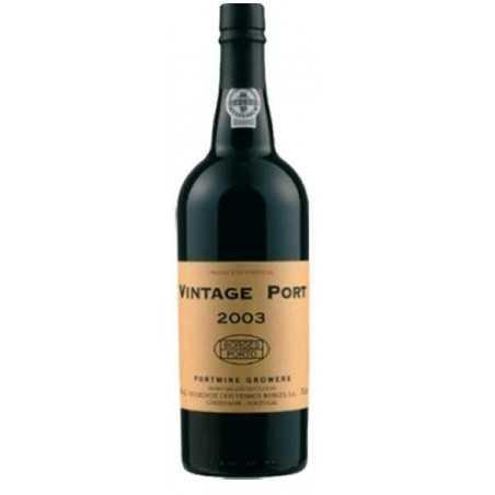 Borges Vintage 2003 Port Wine