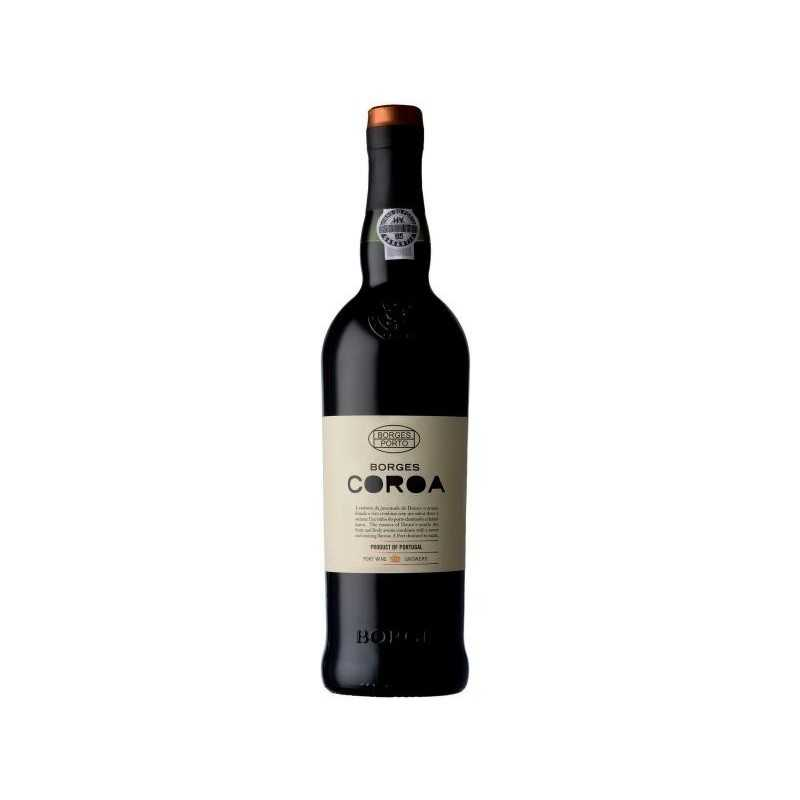 Borges Coroa Tawny Port Wine