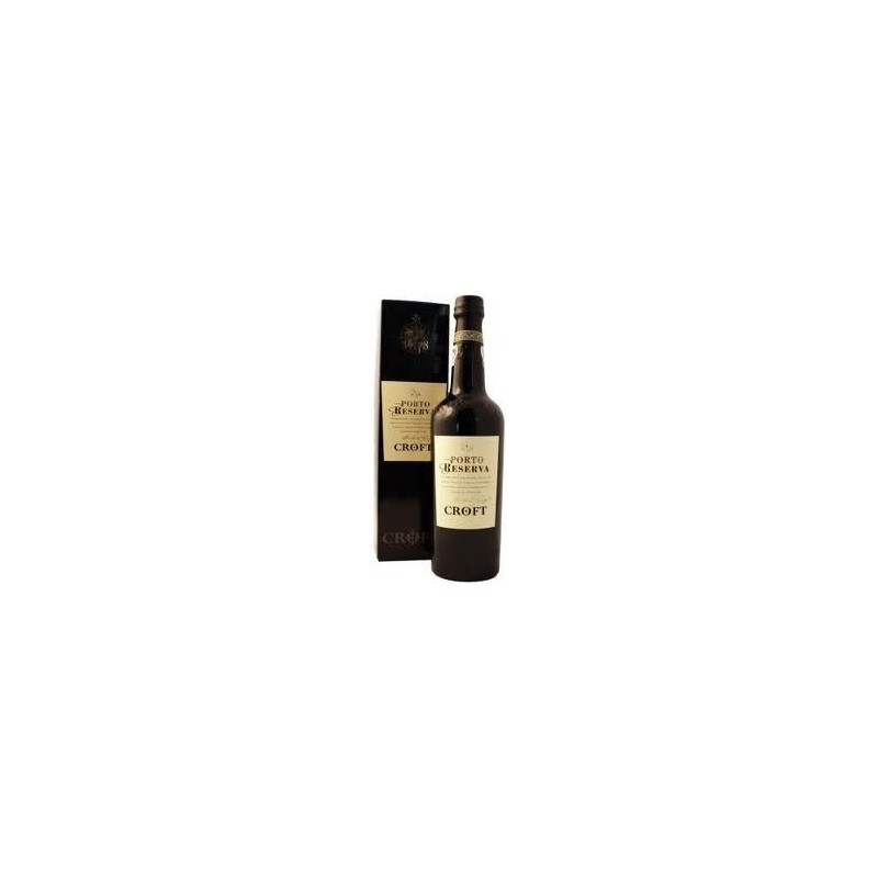 Croft Reserva Port Wine