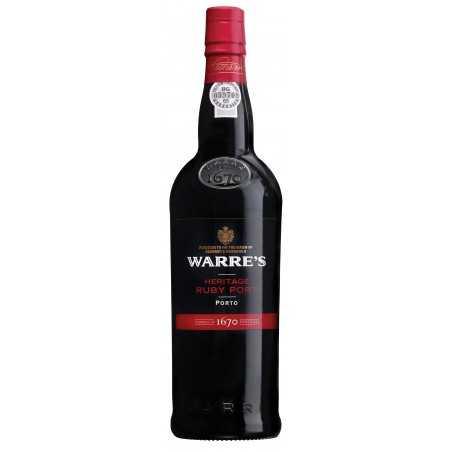 Warre's Heritage Ruby Port Wine