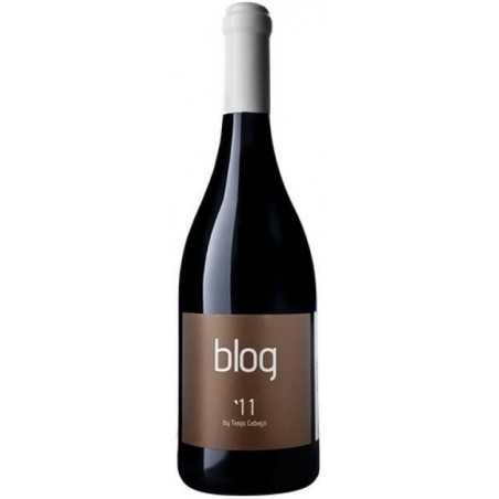 Blog Alicante Bouschet & Syrah 2015 Red Wine