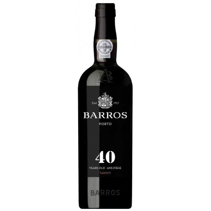 Barros 40 Years Old Port Wine