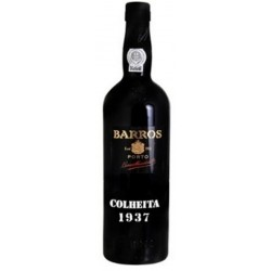 Barros Colheita 1937 Port Wine