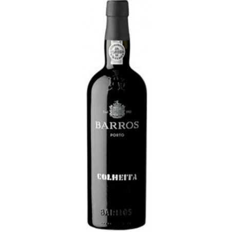 Barros Colheita 1974 Port Wine