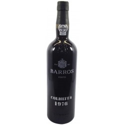 Barros Colheita 1976 Port Wine