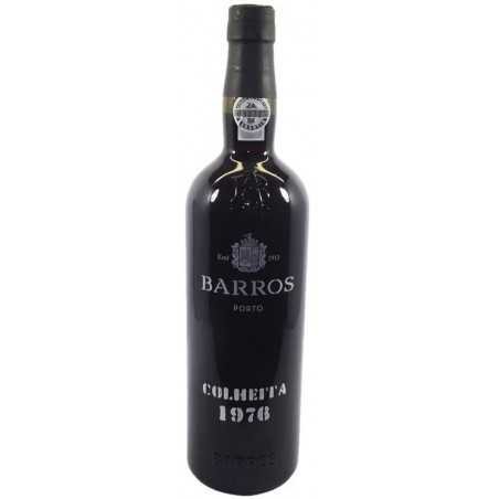 Barros Colheita 1976 Port Wine
