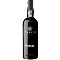 Barros Colheita 1982 Port Wine