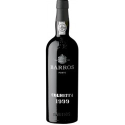 Barros Colheita 1999 Port Wine
