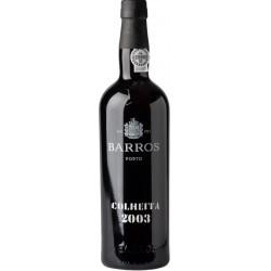 Barros Colheita Port 2003 Wein