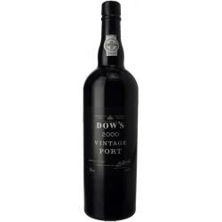 Dow's Vintage 2000 Port Wine