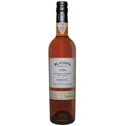 Blandy's Sercial Colheita 1998 Madeira Wine (500 ml)
