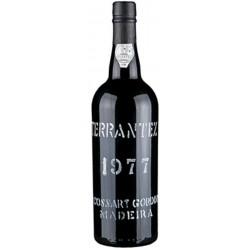 Blandy's Terrantez Vintage 1977 Madeira Wine