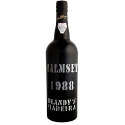 Blandy ' s Malvasia Jahrgang 1988 Madeira Wein