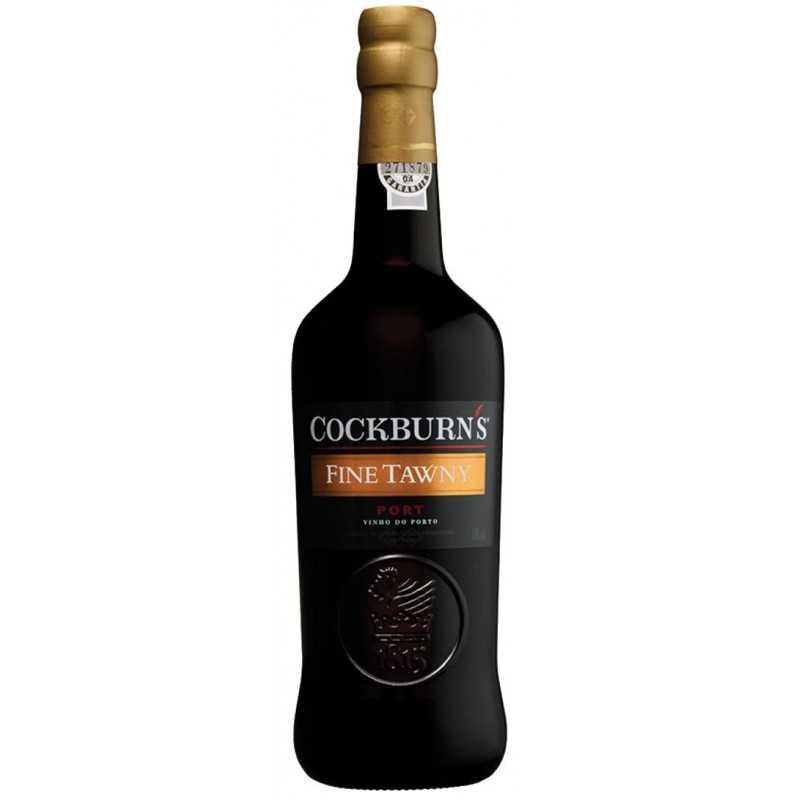 Cockburn's Fine Tawny Port Wine