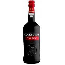 Cockburn's Fine Ruby Port Wine